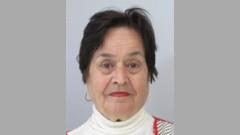 Полицията в София издирва 82-годишната жена