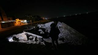 ВВС на Израел удари отново Газа