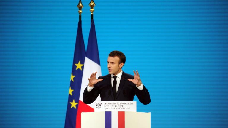 Франция обясни на своите колеги от ЕС, че е против