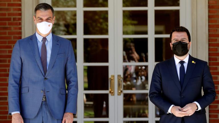 Испания и Каталуния запазват различията си, въпреки помилването на лидерите