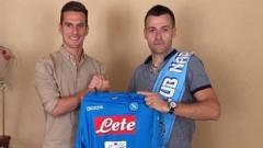 Официално: Милик е футболист на Наполи