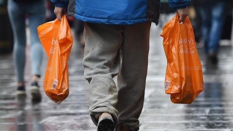 Германските клиенти вече няма да получат найлонови торбички за пазаруване