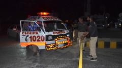 В Пакистан осуетиха атентат