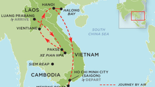 8 виетнамци убити при взрив на автобус в Лаос