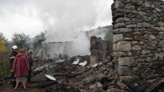 61-годишен мъж загина в пожар