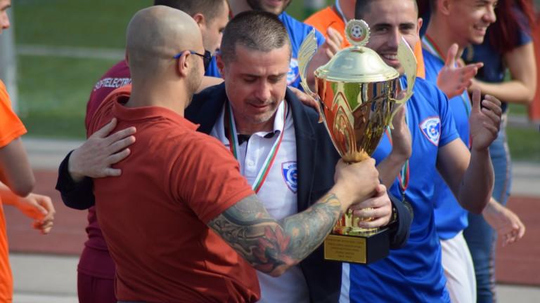 Трима бивши футболисти и треньори в елита сред опциите за наследник на Никола Спасов в Царско село