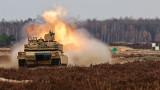 Полша разполага американски танкове на източната си граница