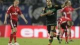 Вердер изхвърли Хамбургер, чака Шахтьор на финала в Купата на УЕФА