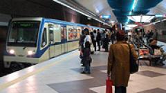 Софийското метро продължава да увеличава пътниците си