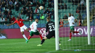 Рашфорд: Поздравления за капитана на България!