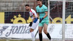 Третият вратар на Славия отива да се обиграва в Спортист (Своге)
