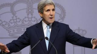 Кери: САЩ имат моралната отговорност да предотвратят унищожение на Сирия