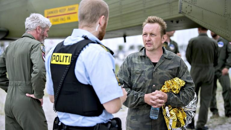 Датски собственик на подводница е арестуван за смъртта на журналистка