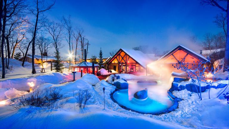 Spa Nordic се намира в Челси, Квебек. Въпреки че е