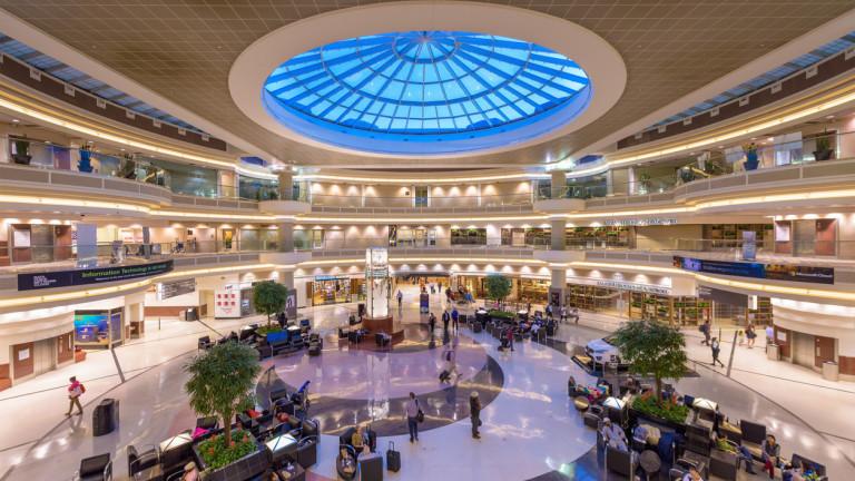 4 интересни факта за най-натовареното летище в света