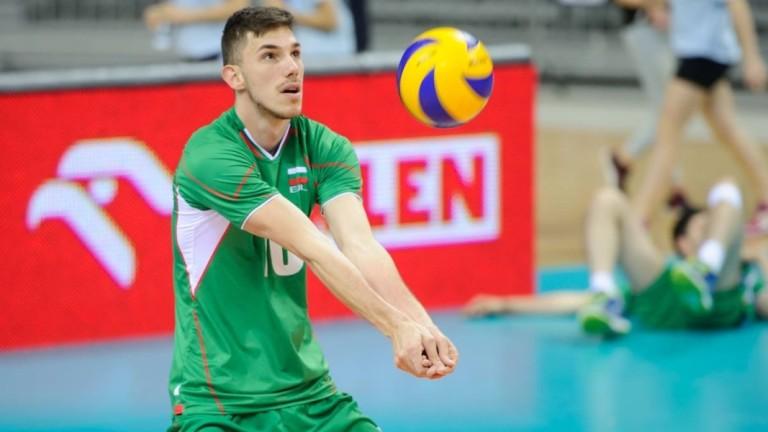 Както вече съобщихме, разпределителят на волейболният национален отбор на България