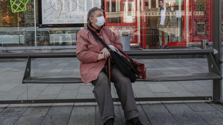Русия е регистрирала 7 533 нови случая на коронавирус за