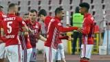 ЦСКА победи Берое с 2:0 в Първа лига