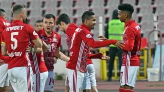 ЦСКА мина лесно през Берое и отново се изравни с Лудогорец на върха