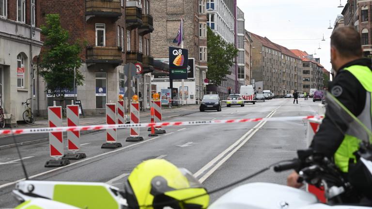 За поредна експлозия в Копенхаген съобщава Ройтерс.Тя се случва броени