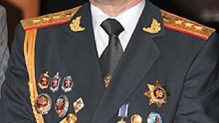 Министър Петков почете празника на жандармерията