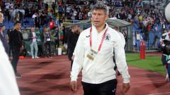 Красимир Балъков обяви част от избраниците си за Англия, Краев и Пашов с повиквателни