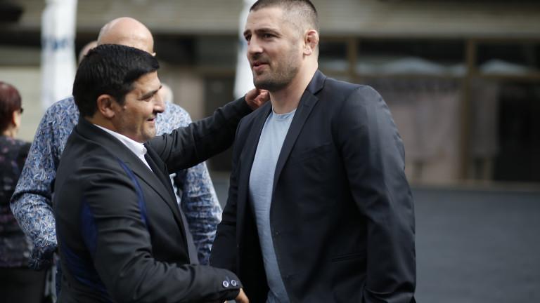 Армен Назарян: За да станеш олимпийски шампион трябва много труд, тренировки и да спиш на тепиха