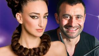 Деси Тенекеджиева се събра с Калин Вельов