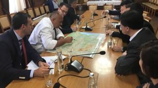 """Борисов намекна за концесия на АМ """"Черно море"""""""