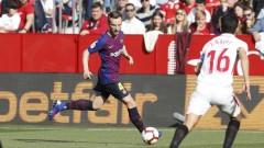 Иван Ракитич: Искам да играя, а не просто да съм част от Барселона
