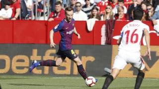 Официално: Барселона продаде Иван Ракитич на Севиля за... 1.5 милиона евро