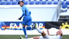Здравко Димитров: Играх с обувките на Божинов и вкарах гол, всичко попивам от него!