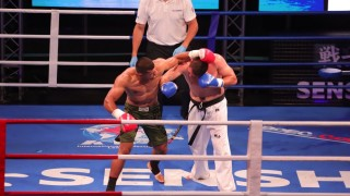 Флорин Ламбаджу победи Андрей Чехонин в луд завършек на SENSHI 9