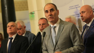 Цветанов: Опозиция в парламента няма, не търсим конфронтация с Радев