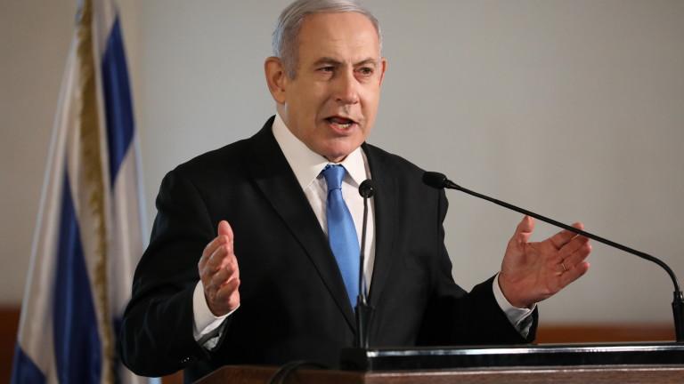 Повечето израелци вярват, че премиерът Бенямин Нетаняху трябва незабавно да