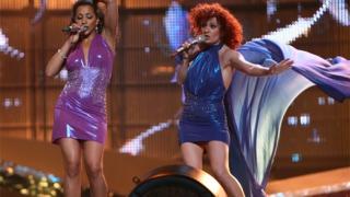 В Германия скъсаха от критики Люси и No Angels