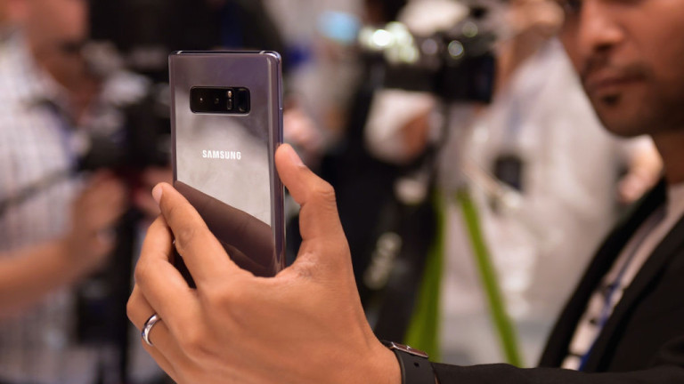 Продажбата на чипове донесе ръст от 64% на печалбата на Samsung