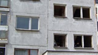 Бомба е избухнала в жилищен блок в Русе