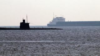 Подводницата ни отплава на учение