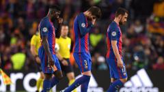 """Реал съкруши Барса на """"Камп Ноу"""", Пике отново е антигероят за каталунците (ВИДЕО)"""