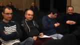 Даниел Стрезов: Към момента нямаме индикации за промяна на собствеността в Левски