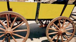 Обраха кметството в Шишманци с крадена каруца