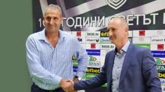 Димитър Димитров-Херо: Берое не е на мястото си, Томаш не заслужаваше подобно отношение