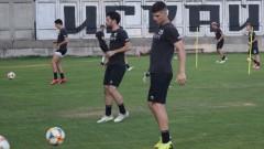 Георги Минчев повежда атаката на Локо (Пд) срещу Лудогорец