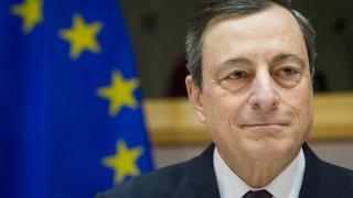 Марио Драги: По-високи инфлация и растеж тази и следващата година