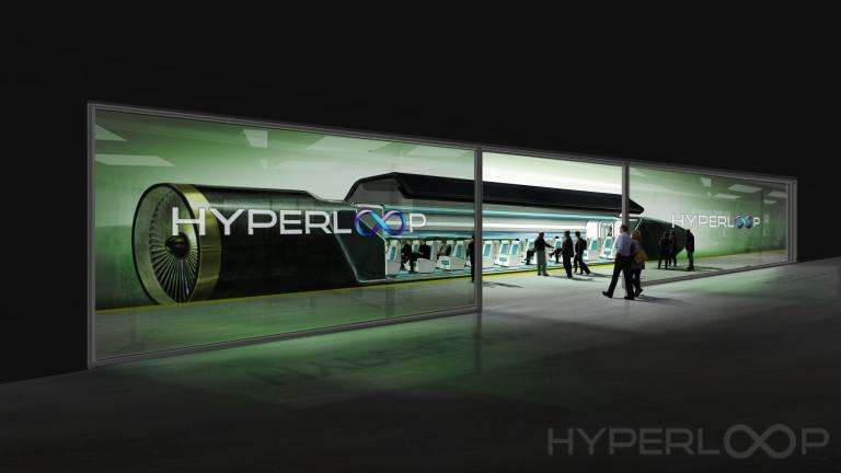 Британският магнат Ричард Брансън предлага изграждането на супер бърза транспортна