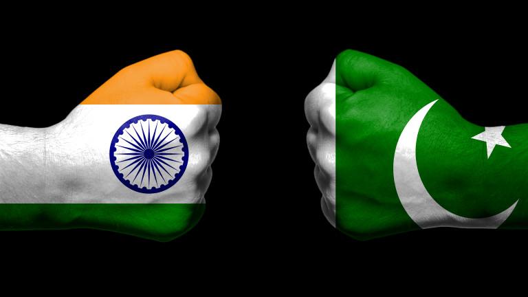 В конфликта между Индия и Пакистан десертът е солен