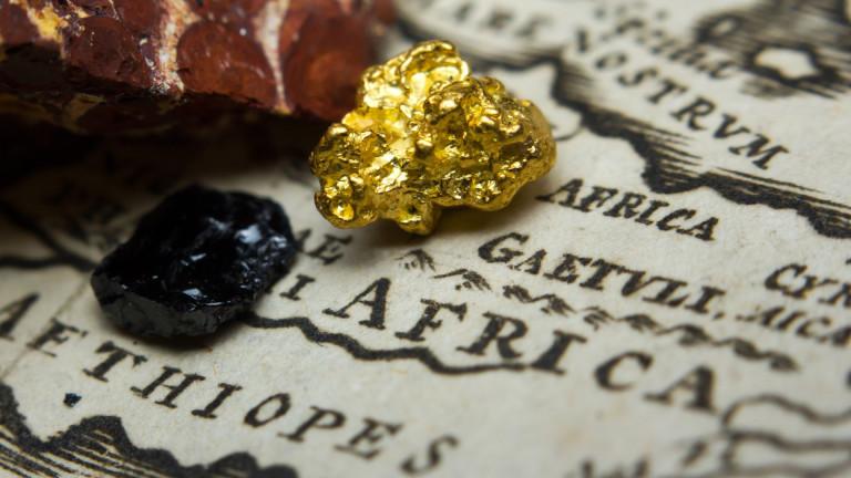 Русия гледа към Африка - най-богатият регион на ресурси, метали и въглеводороди