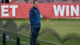 Живко Миланов няма да пипа титулярния състав на Левски срещу Черно море