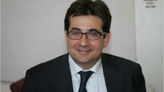 Лука Панкали пое Италианската футболна федерация
